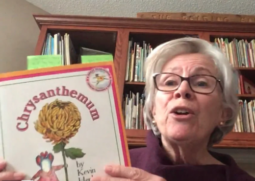 Story Time Joan Knight